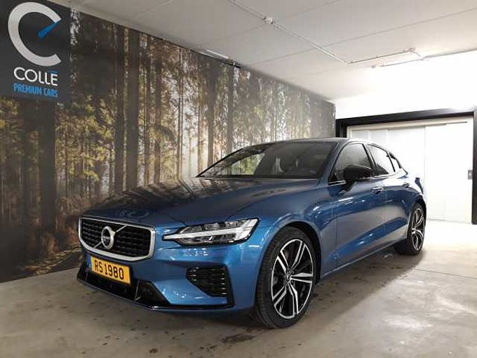 Volvo S60 III S60 R-Design T8 Twin Engine eAWD hybride rechargeable